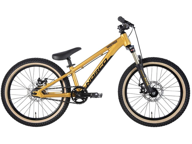 "Norco Bicycles Rampage 2 20"" Kids gold/black"